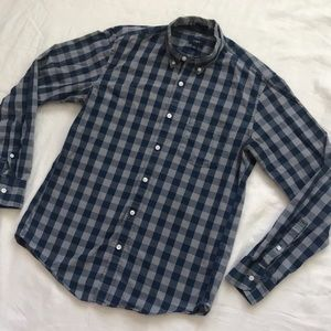 J. Crew Slim Fit Casual Button Down Shirt